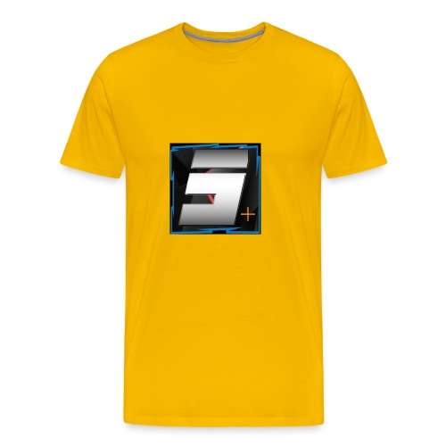Logo Sernicke Plus - Männer Premium T-Shirt