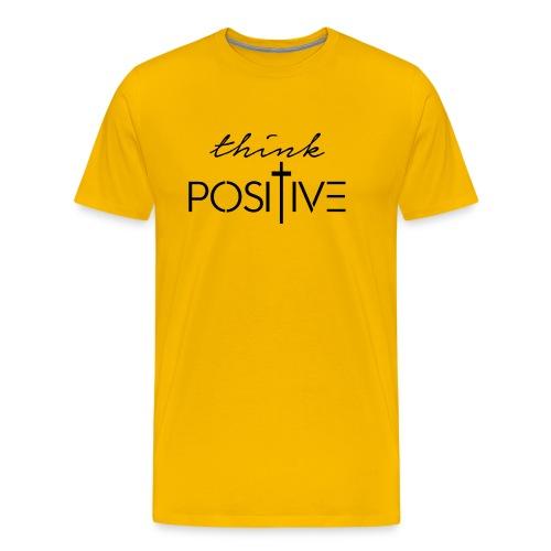 Think positive 1N - Maglietta Premium da uomo