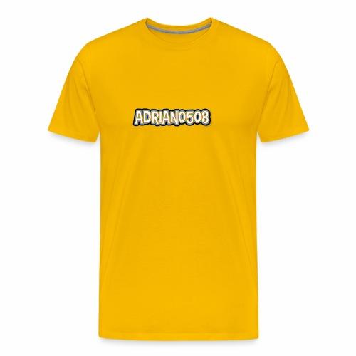Adrian0508 standert Logo - Männer Premium T-Shirt