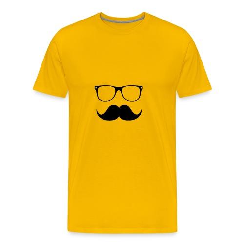HipsterStyle - Camiseta premium hombre