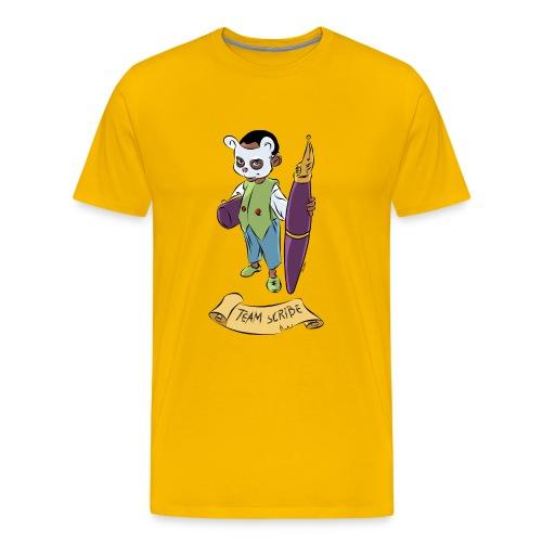 team scribe - T-shirt Premium Homme