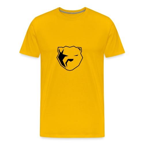 Angrybear - Männer Premium T-Shirt