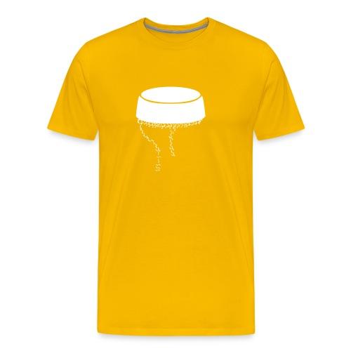 Biertje - Mannen Premium T-shirt