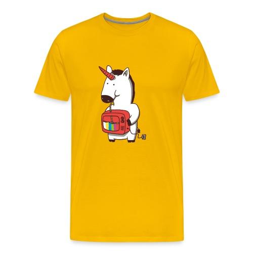Delicious Colors - Männer Premium T-Shirt