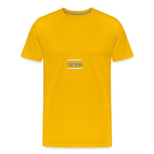 design for store foer spreadshirts se - Premium-T-shirt herr