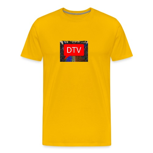DriesTv Server - Mannen Premium T-shirt