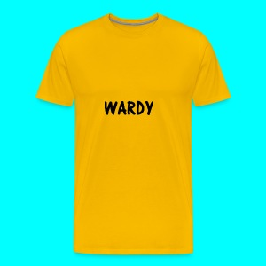 Wardy - Men's Premium T-Shirt