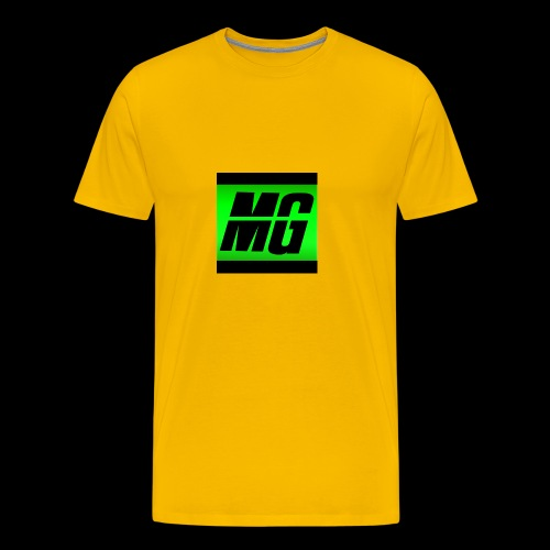 Mr Grim long sleeve top - Men's Premium T-Shirt