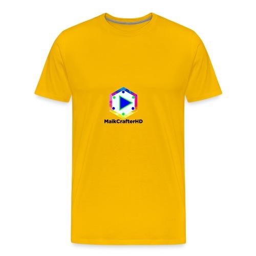MaikCrafterHD - Männer Premium T-Shirt