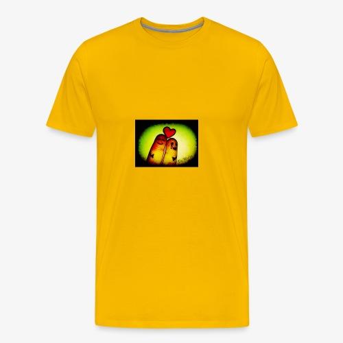 Friendly Vibes - Männer Premium T-Shirt