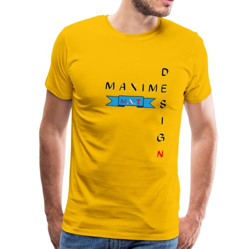 design MAIME M.X.T - T-shirt Premium Homme