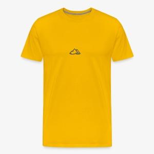 Moutain View - T-shirt Premium Homme