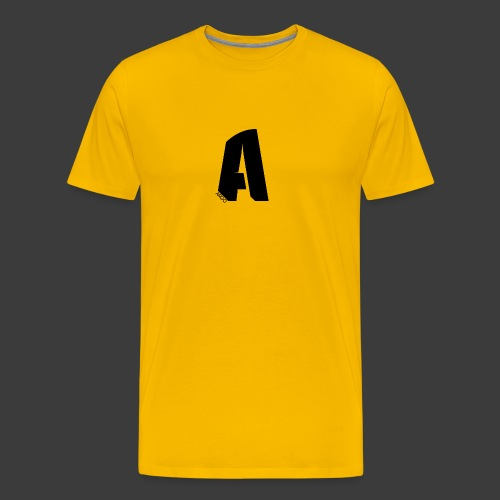 ARGO™ Noir - T-shirt Premium Homme