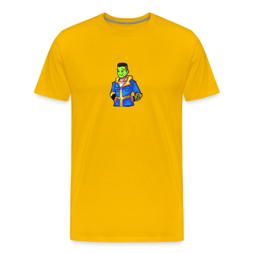 fallout emotes 022 - Men's Premium T-Shirt
