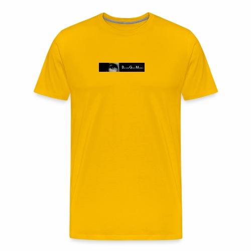 BGM || iPhone Case - Männer Premium T-Shirt