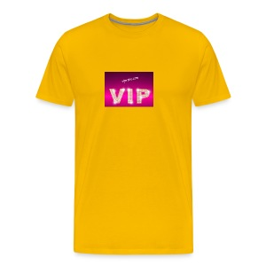 VIP REISER - Premium T-skjorte for menn