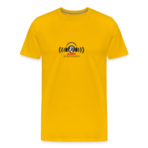 pub logo futur 2018 adm r2r - T-shirt Premium Homme