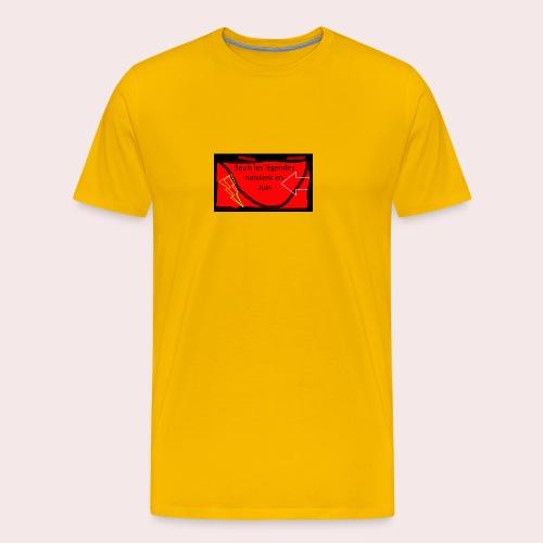 Légendes - T-shirt Premium Homme