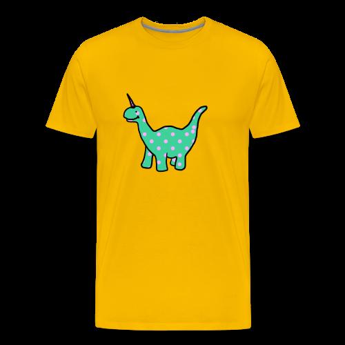 Sweet Uni-Dino - T-shirt Premium Homme