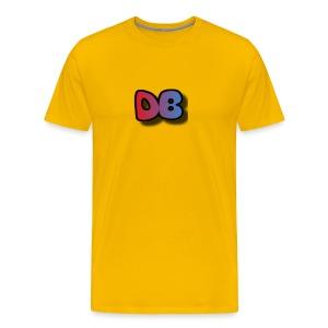 Double Games DB - Mannen Premium T-shirt