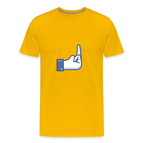 FuckEmoji - T-shirt Premium Homme