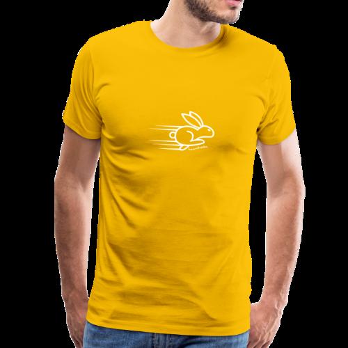 Hasenbraten - Männer Premium T-Shirt