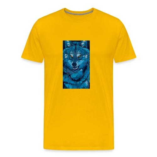 6b679602db23548b8be174eb7aa53ed8 - Männer Premium T-Shirt