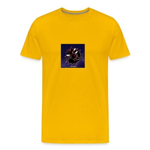 Sur la sionver - T-shirt Premium Homme