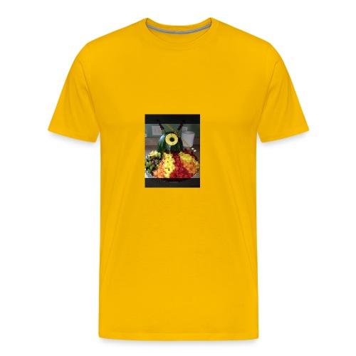Alien Monster - Männer Premium T-Shirt