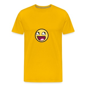 happiness t-shirt - Premium-T-shirt herr