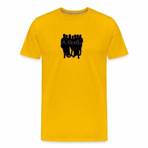 Silueta grupo - Camiseta premium hombre