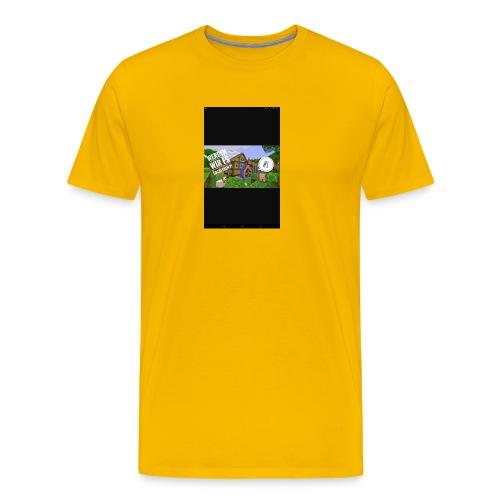 Let's Player Part #1 - Männer Premium T-Shirt