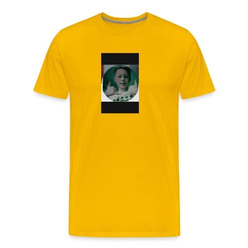 Mon logo de chaîne yrb - T-shirt Premium Homme