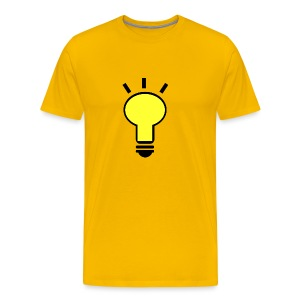 Dyiprod (Bulb) - Men's Premium T-Shirt