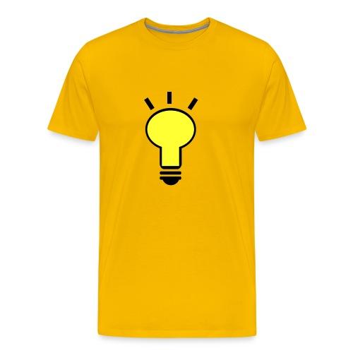 Dyiprod (Bulb) - Men's Premium T-Shirt