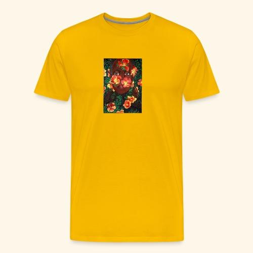 California poppy - Miesten premium t-paita