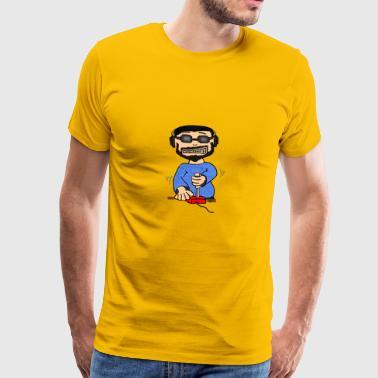 Fly Final - Männer Premium T-Shirt
