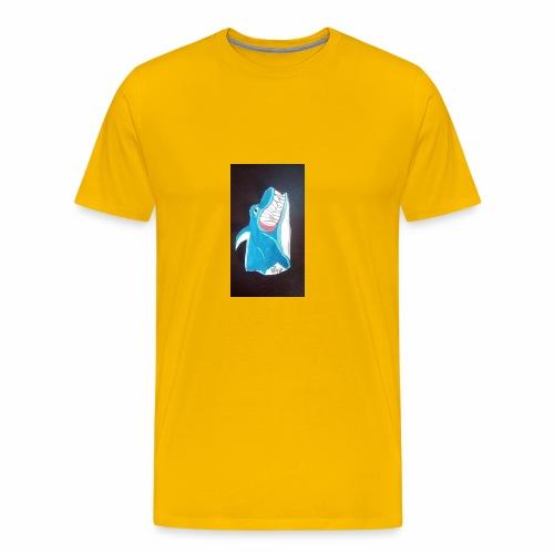 Requin - T-shirt Premium Homme
