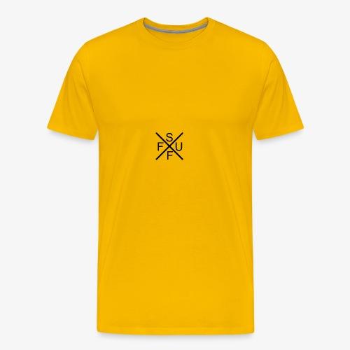 Suff Logo - Männer Premium T-Shirt
