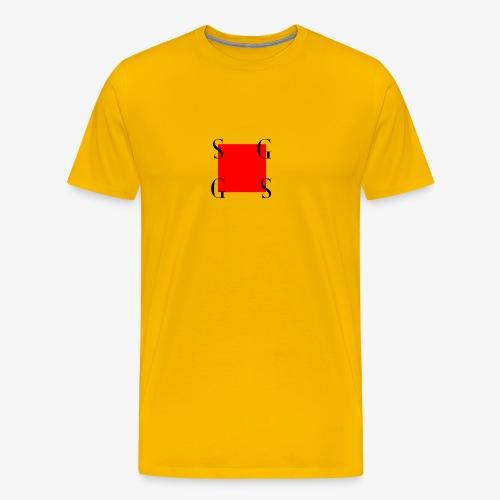 Modern Mag - Mannen Premium T-shirt
