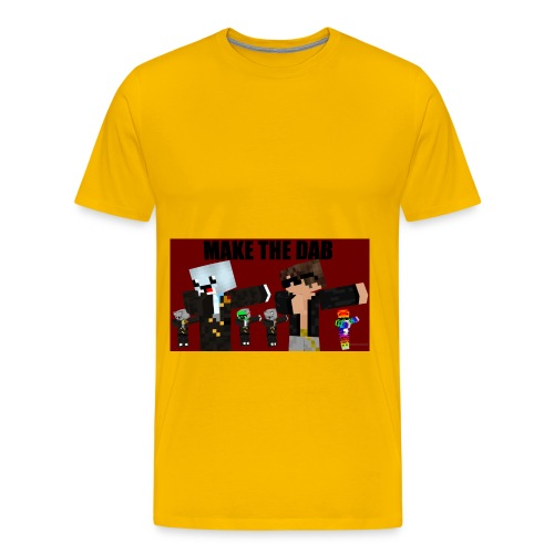 dab - Mannen Premium T-shirt