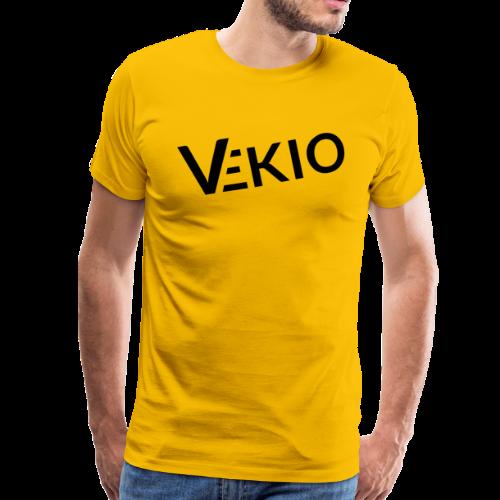 Vekio Complet Noir - T-shirt Premium Homme