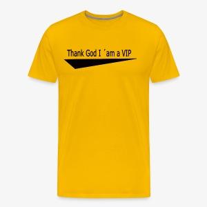 THX GOD - Männer Premium T-Shirt