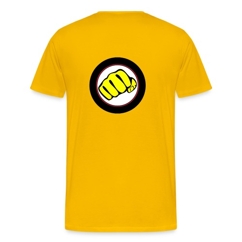 logo omega crew - T-shirt Premium Homme