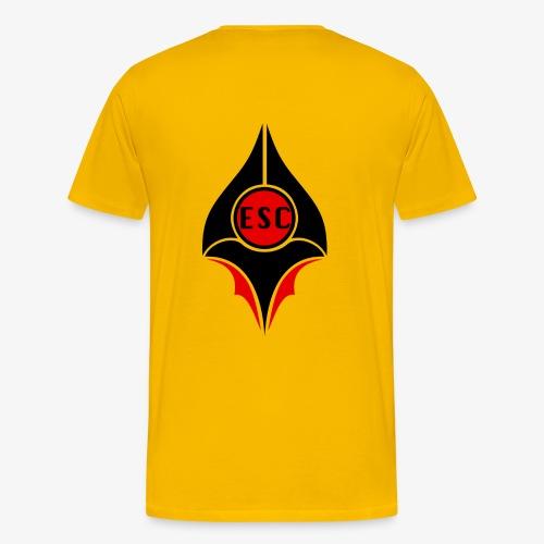 ESC | E-SPORT COMMUNITY - Männer Premium T-Shirt