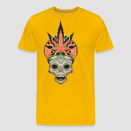 Weed Mitra - Men's Premium T-Shirt
