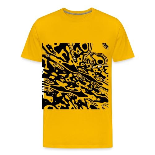 Muster 063 - Männer Premium T-Shirt