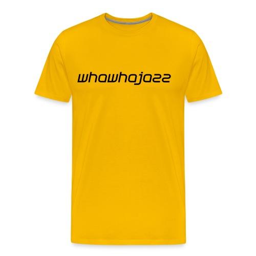 whawhajazz - Maglietta Premium da uomo