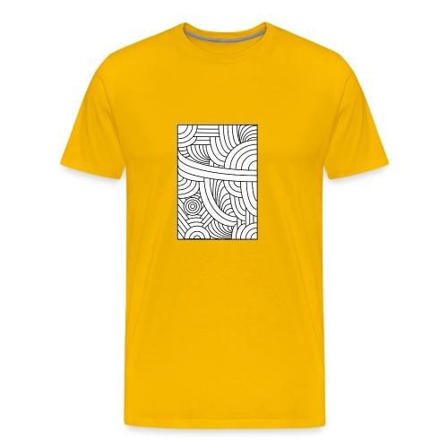Brut - T-shirt Premium Homme