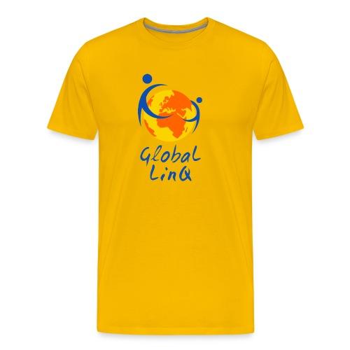 GL LOGO1t - Mannen Premium T-shirt